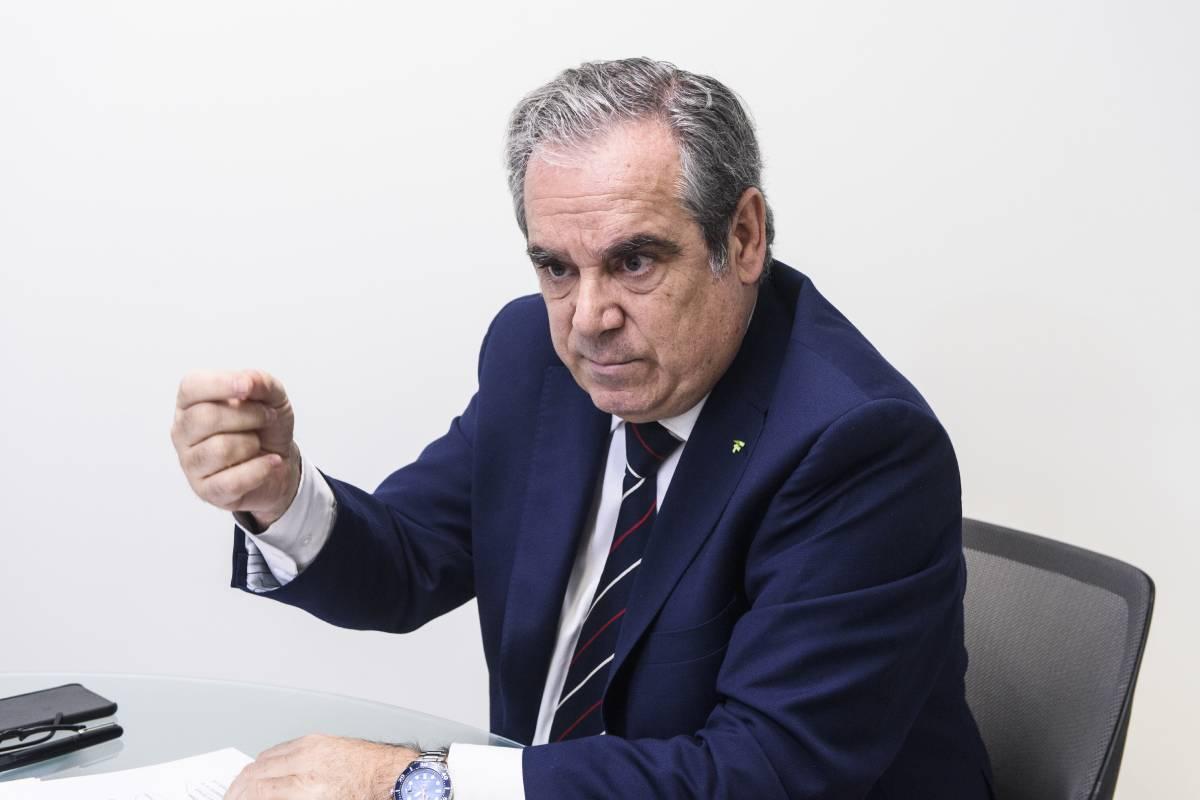 Jesús Aguilar, presidente del Consejo General de COF.