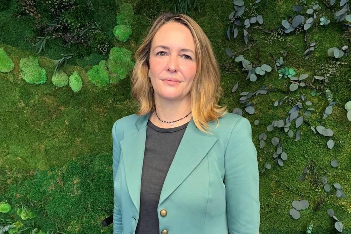 Marta Moreno, directora de Asuntos Corporativos y Acceso al Mercado de AstraZeneca.
