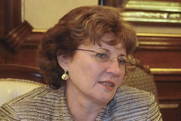 Mirta Roses. Primera directora de la oficina panamericana de Salud OPS-PAHO.