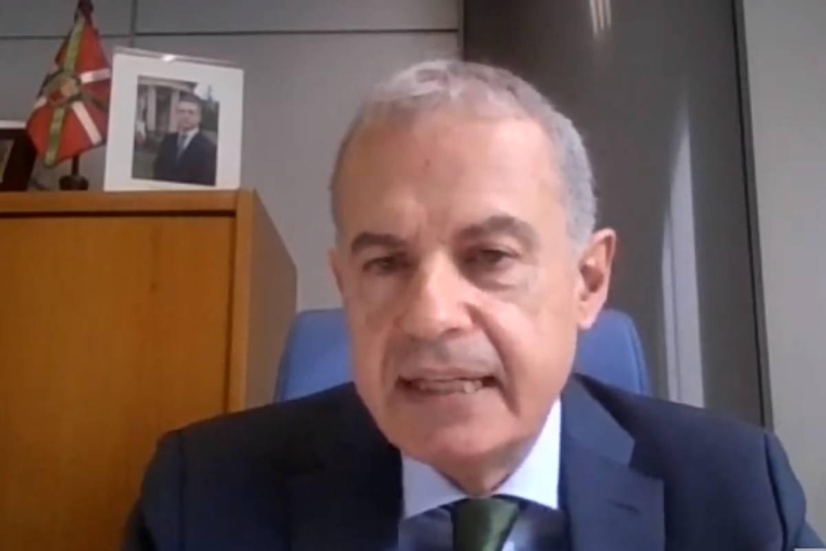 Iñaki Betolaza, director de Farmacia del Gobierno vasco.