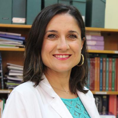 Rosario Cáceres Fernández-Bolaños, farmacéutica vocal de la Asociación Española de Vacunolog�a (AEV).