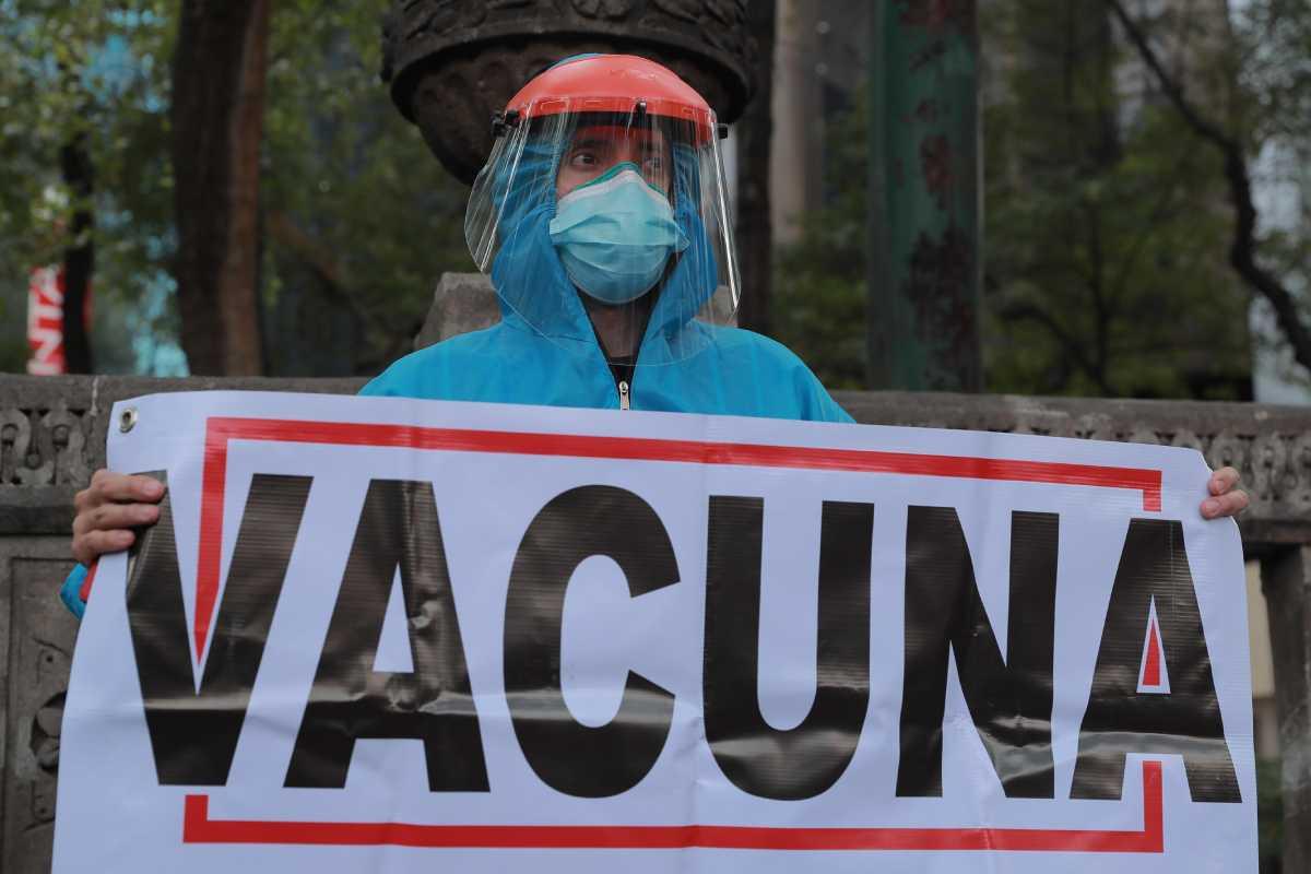 Las vacunas contra la covid-19 no están llegando a todos los pa�ses del mundo.