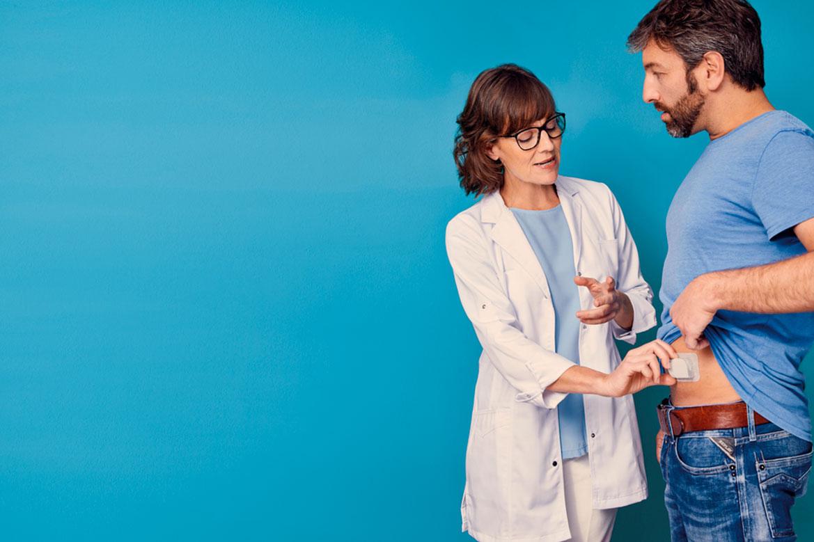 Roche personaliza la terapia con bomba de insulina