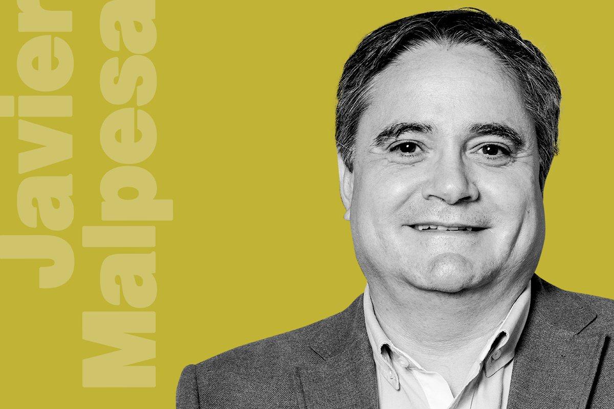 Javier Malpesa, director de Investigación de Novartis.
