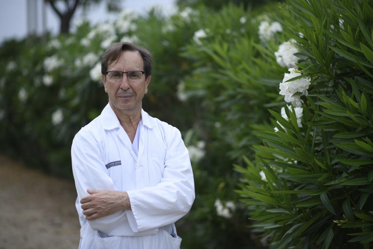 Tras su preceptivo paso por la Vicepresidencia de la sociedad científica, donde ha permanecido dos años, Álvaro Castellanos ha tomado las riendas de la Semicyuc hasta 2023 (FOTO: Kike Taberner).