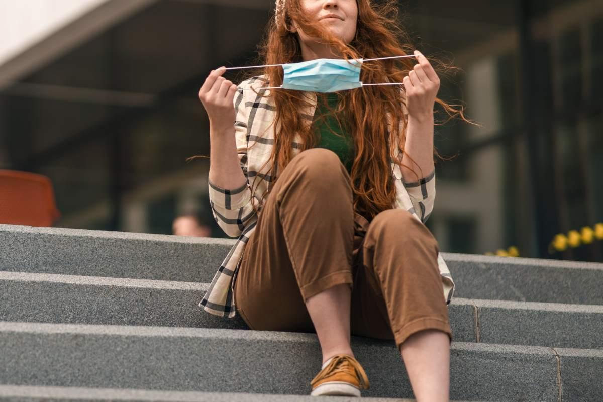 Desde el 26 de junio el uso de la mascarilla al aire libre ha dejado de ser obligatorio en España.