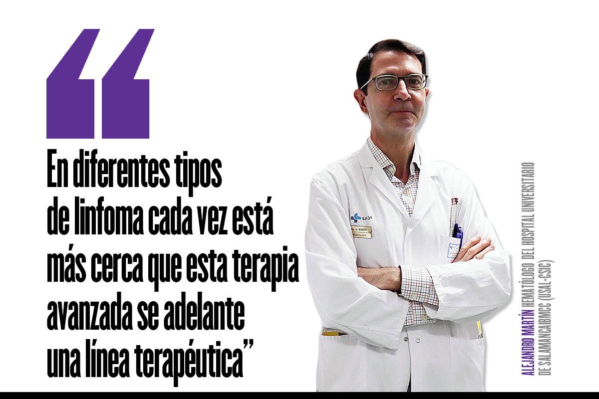 Alejandro Mart�n.