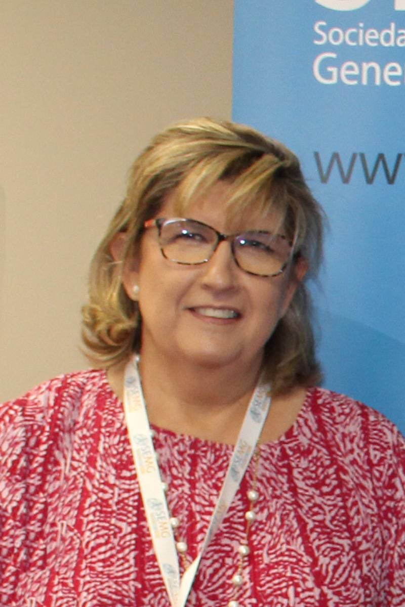 la abogada Ana Mar�a Rivas, miembro del Grupo de Trabajo de Bioética de la SEMG