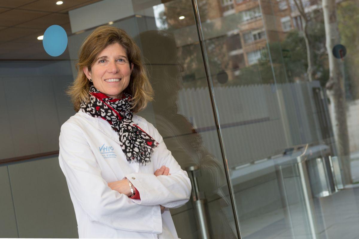 Judith Balmaña, coautora de la publicación y una de las investigadoras del estudio OlympiA, del VHIO. FOTO: VHIO.