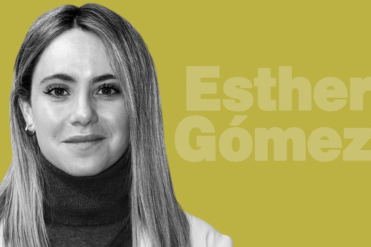 La enfermera y divulgadora científica Esther Gómez ha sido reconocida con uno de los galardones Admirables 2021. Foto: Luis Camacho.