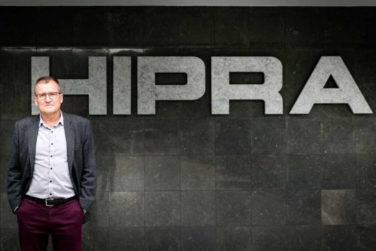 Antoni Maneu es el responsable de crear la división de salud humana de Hipra.