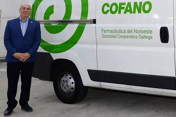 Manuel Muradás, presidente de Cofano.