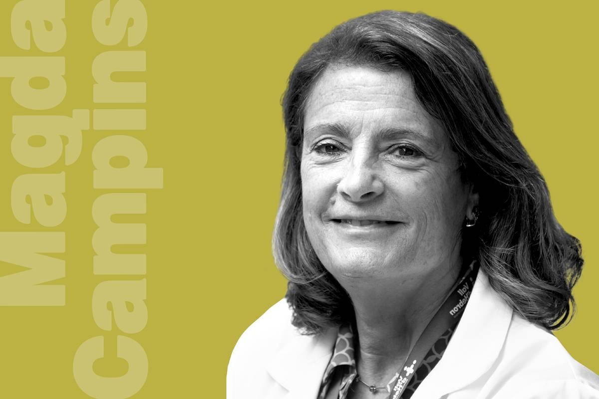 Magda Campins es jefa de Medicina Preventiva y Epidemiología en el Vall d'Hebron.