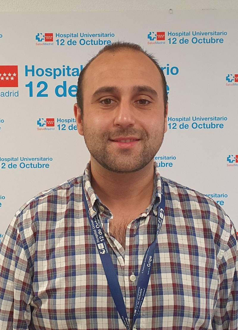 Miguel Pedrera, responsable del Área de Datos del Servicio de Informática del 12 de Octubre.