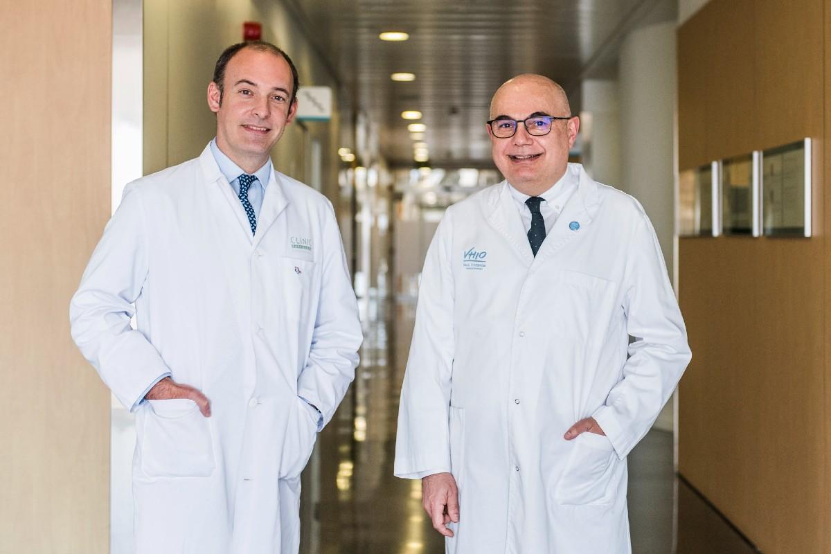 Aleix Prat y Josep Tabernero