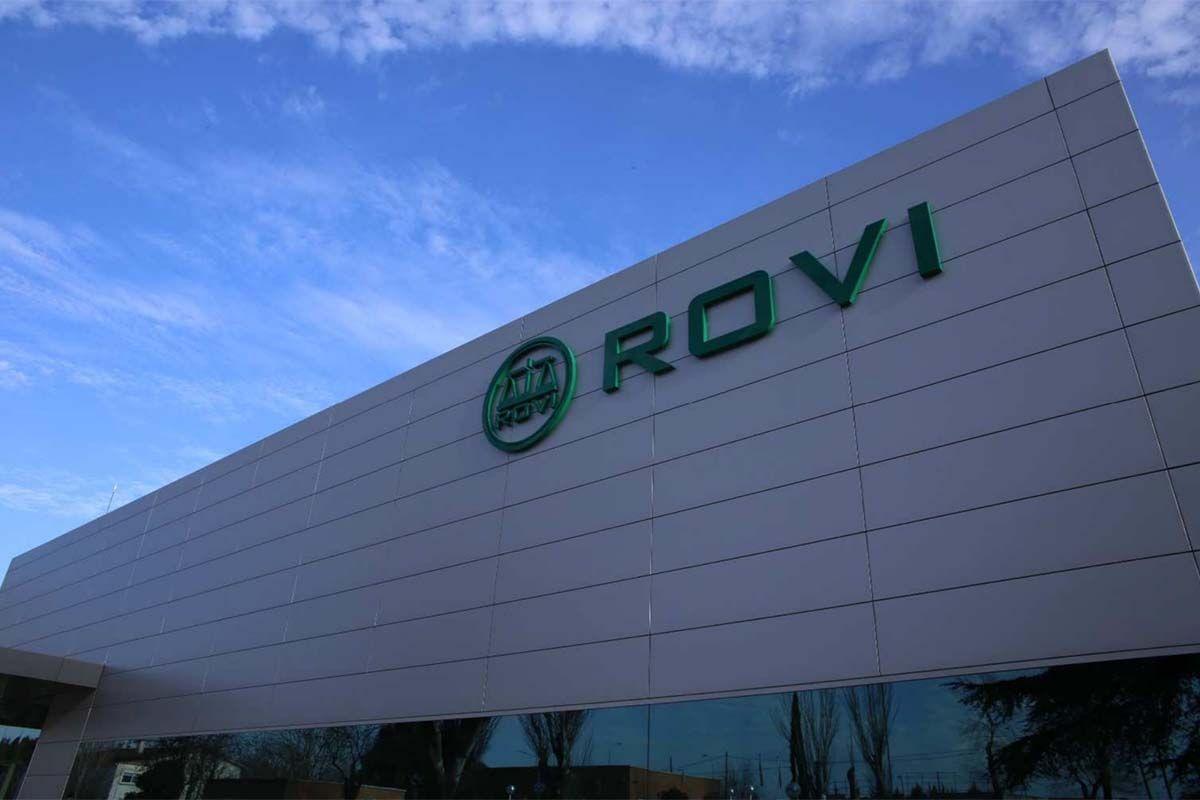 La farmacéutica Rovi producirá vacunas covid-19 de Moderna en su centro de Granada. FOTO: Rovi.