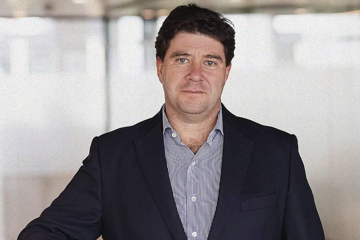 Sergio Teixera, CEO de Biogen en España.