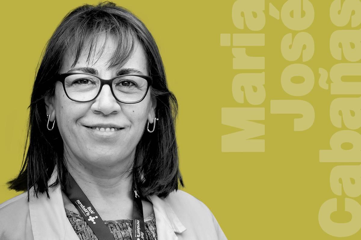 Mª José Cabañas, jefe de Sección del Área Maternoinfantil del Servicio de Farmacia del Hospital Universitario Valle de Hebrón, de Barcelona.