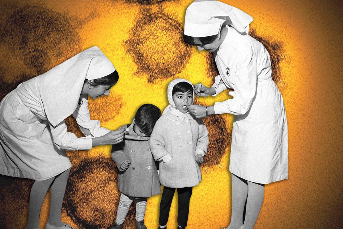 Vacunacion en España EFE