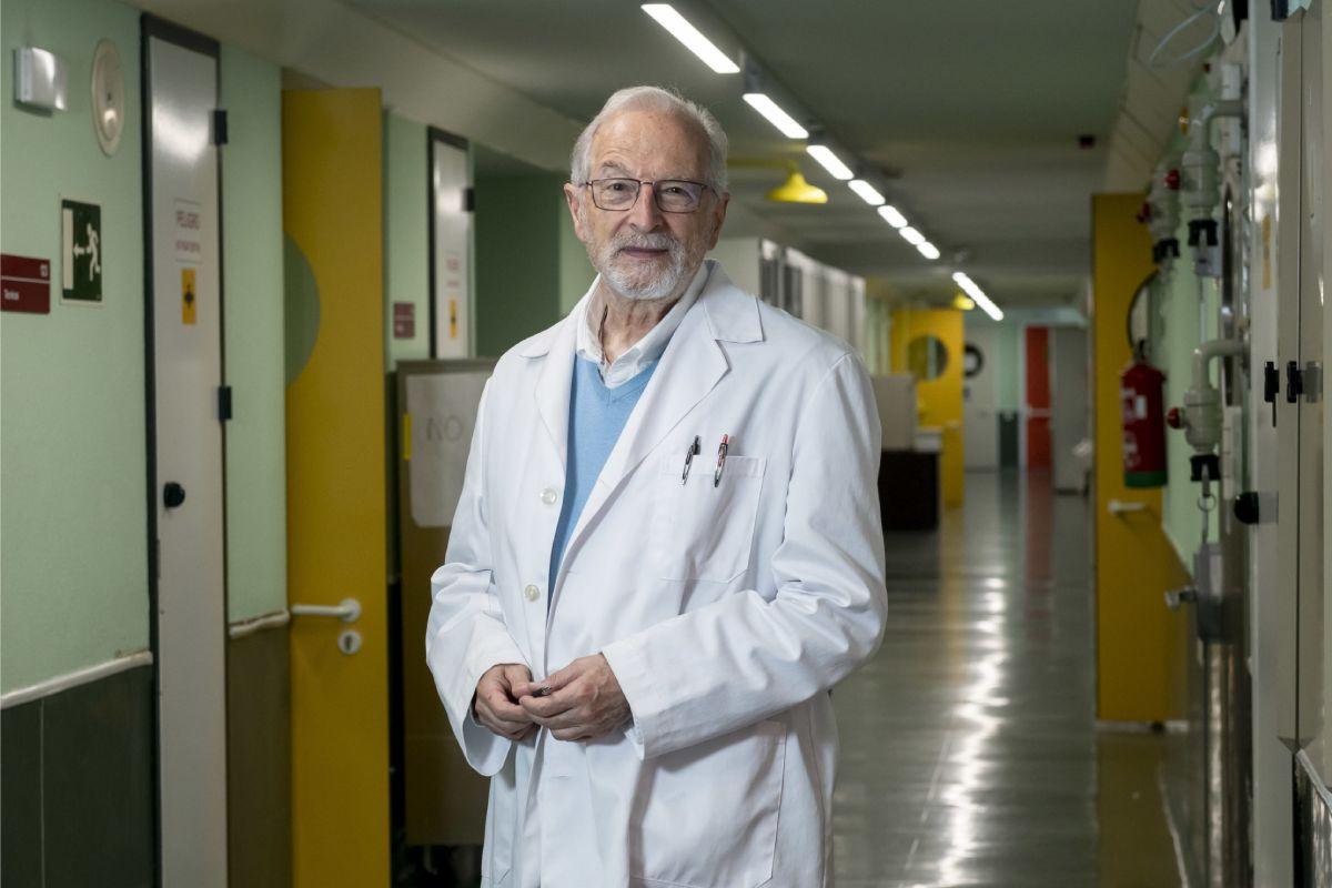El virólogo Luis Enjuanes ha participado en el Congreso de la Sociedad Española de Diabetes. FOTO: DM.