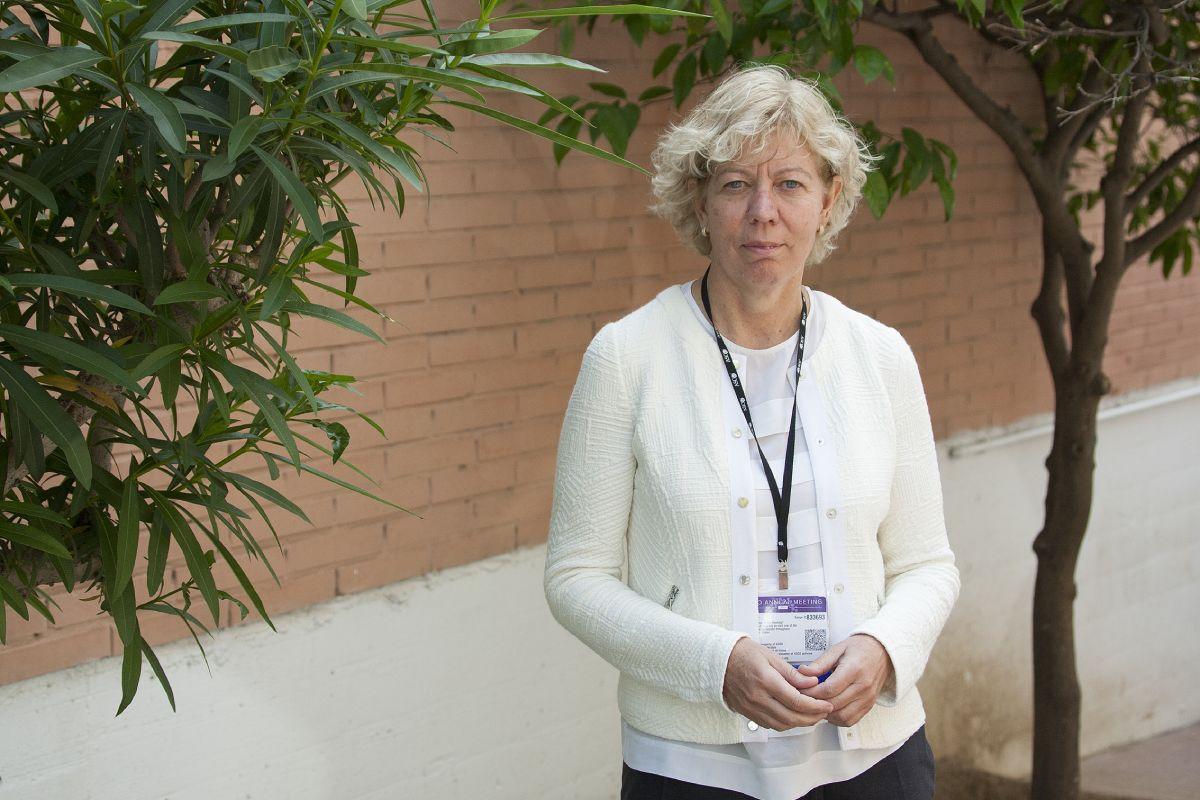 Enriqueta Felip, del VHIO de Barcelona, es una de las autoras españolas de este ensayo internacional. FOTO: Jaume Cossials.