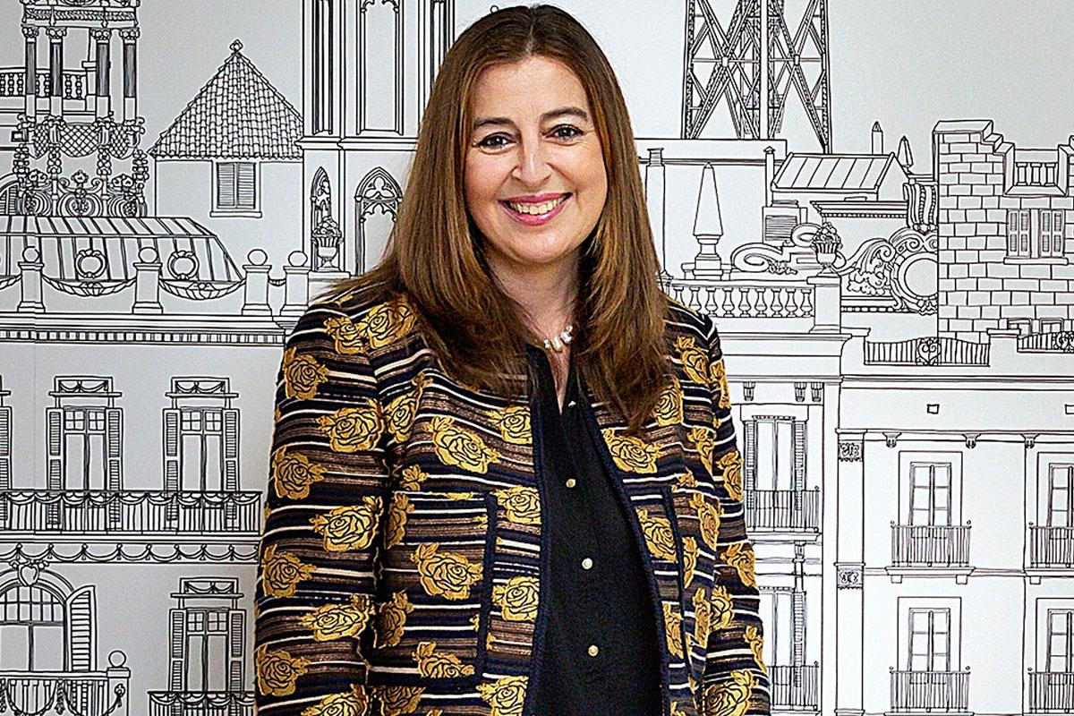 Aina Surroca, secretaria del Colegio Oficial de Farmacéuticos de Barcelona y miembro del Comité Organizador de Infarma.