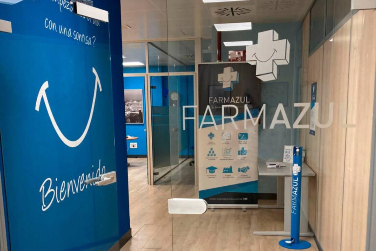 Farmazul es una agrupación que integra a farmacias concienciadas de la necesidad de adoptar una estrategia común y centradas en el consumidor.