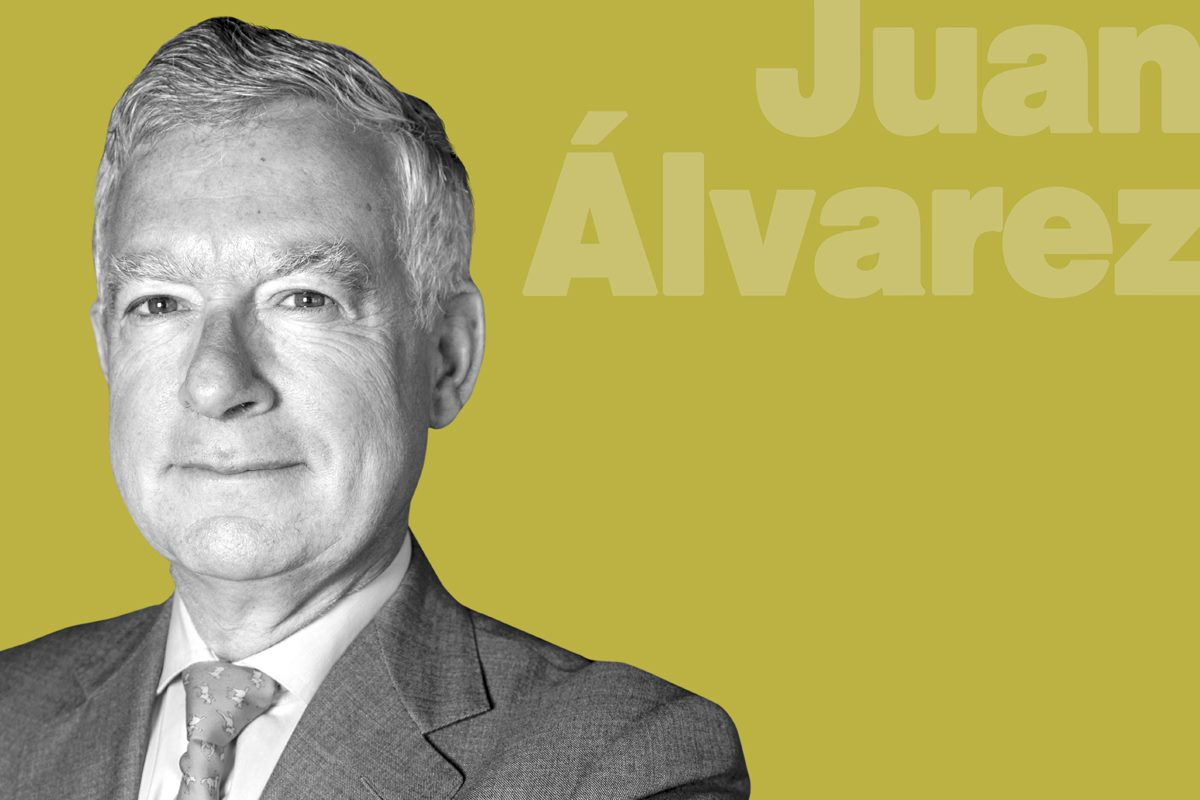 Juan Álvarez, director médico de Pfizer.