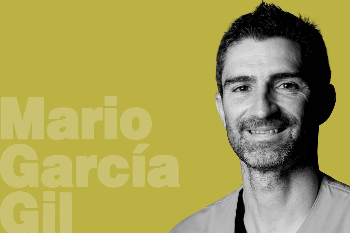 Mario García Gil, jefe del Servicio de Farmacia del Hospital de Fuenlabrada (Madrid)