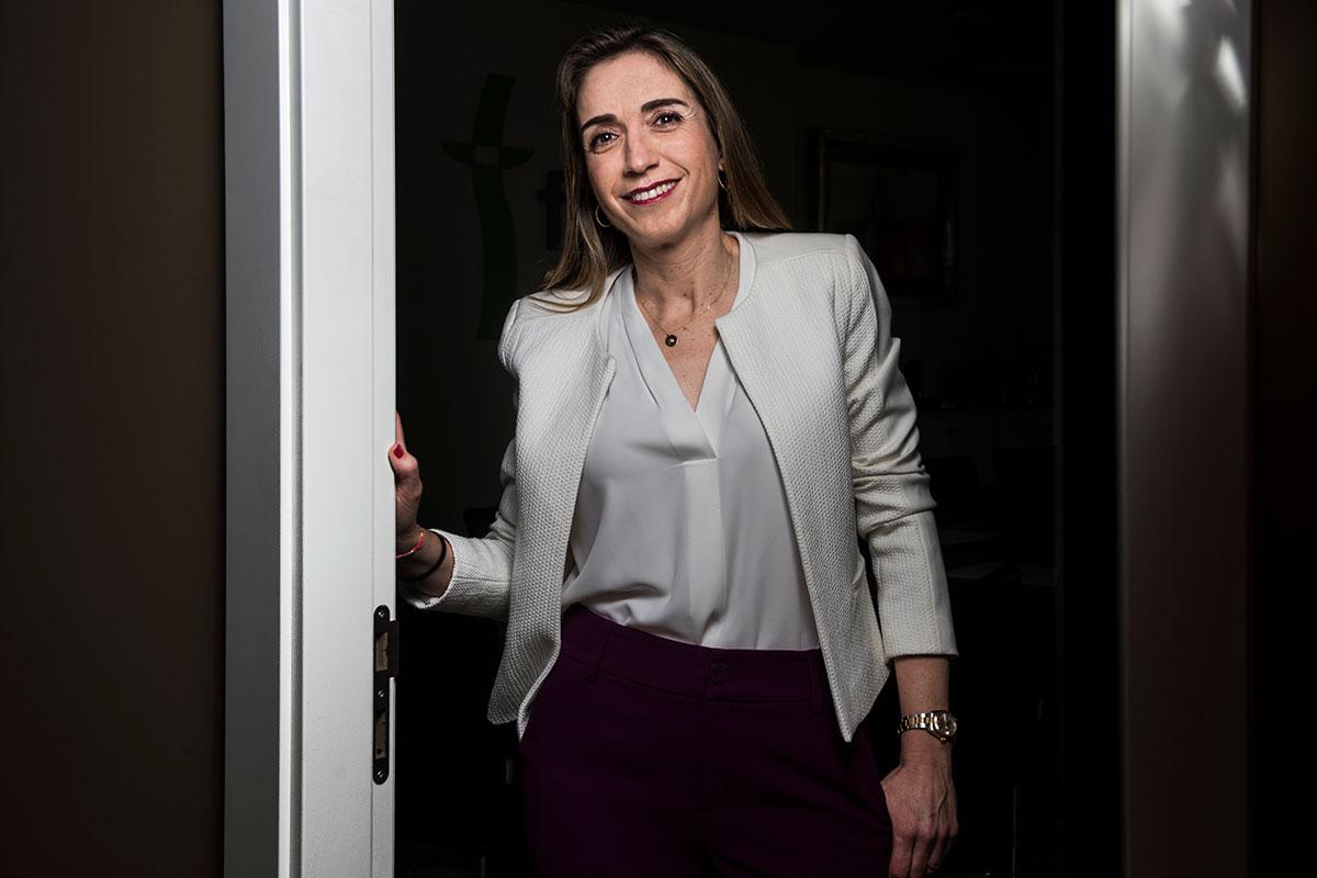 Matilde Sánchez, presidenta de Fedifar