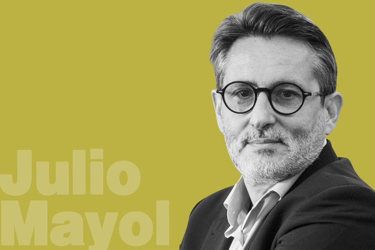Julio Mayol es director médico del Hospital Clínico de Madrid. FOTO: Luis Camacho.
