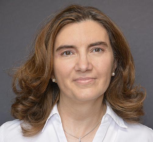 Dra. Celia Oreja-Guevara, Jefe de Sección de la Unidad de La Unidad de referencia de EM (CSUR) del Hospital Clínico San Carlos