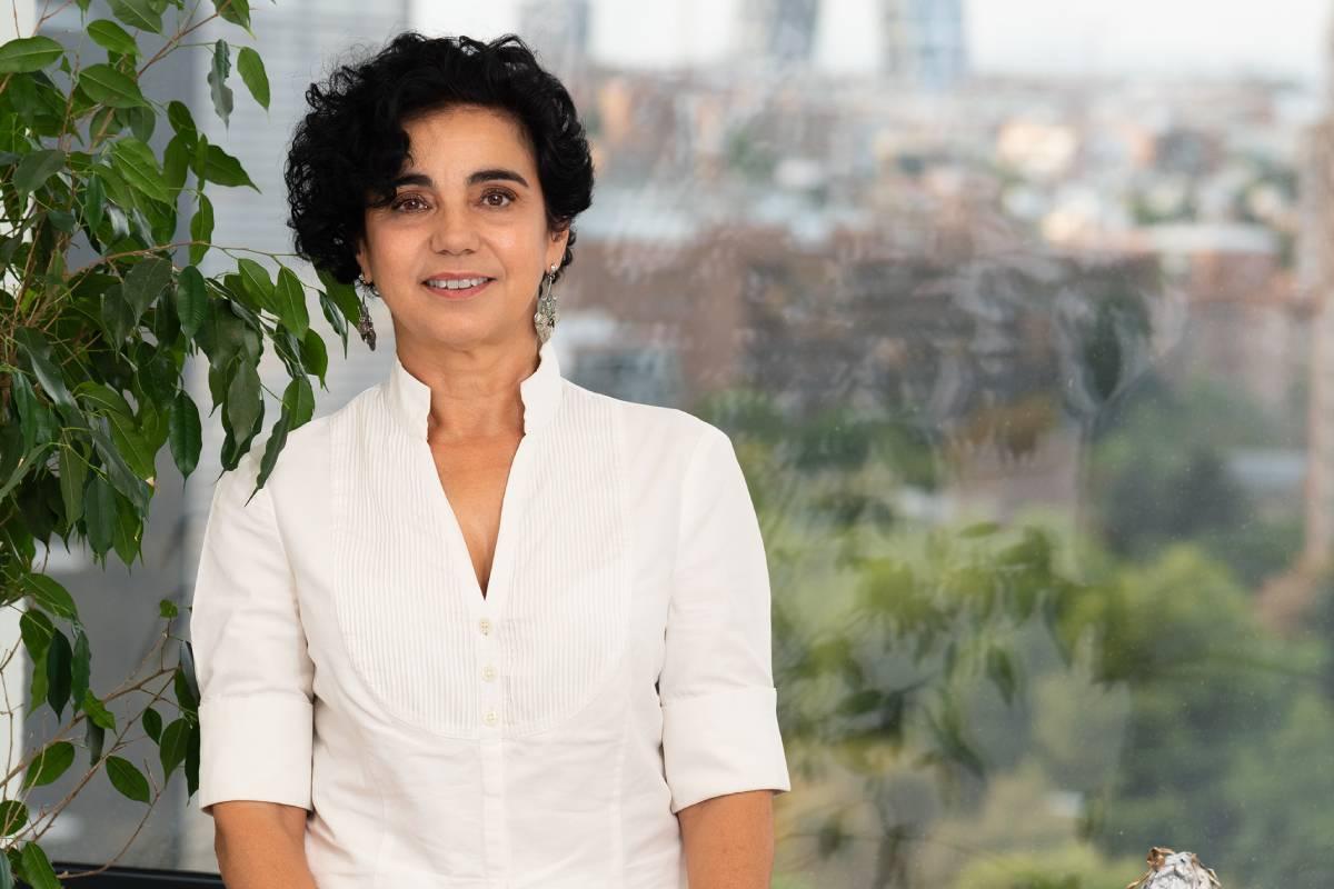 Encarnación Cruz, directora general de Biosim.