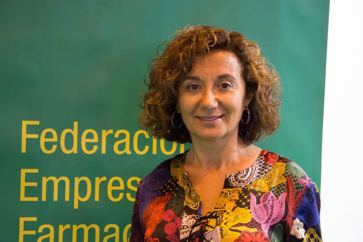 Maria José Garc�a, presidenta de Fefga y vicepresidenta de FEFE.