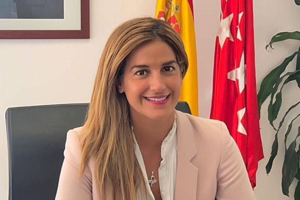 Elena Mantilla, directora general de Inspección y Ordenación Sanitaria de la Comunidad de Madrid.