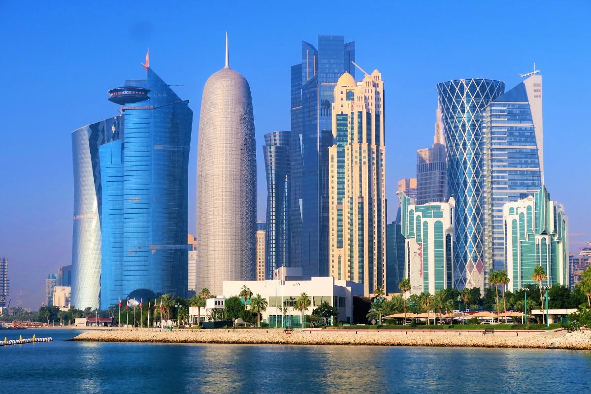 Doha, capital de Qatar