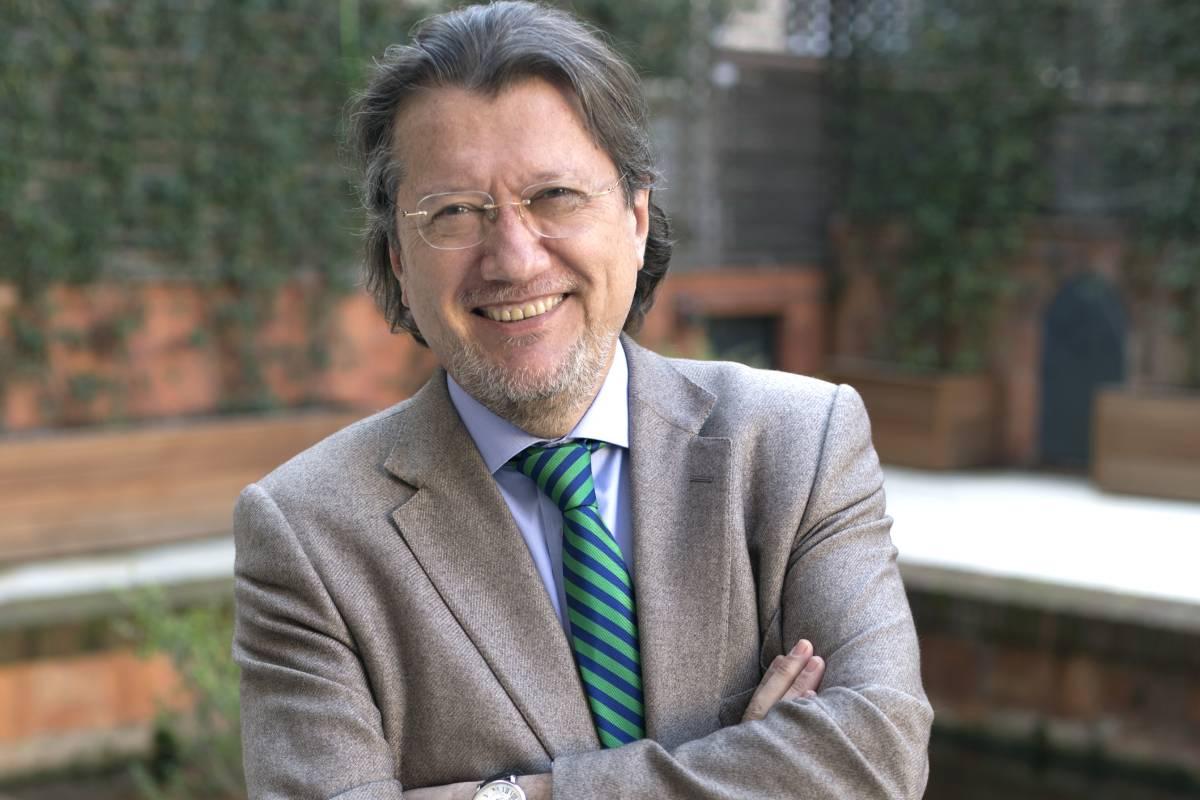 Rafael I. Barraquer, presidente y director médico del Centro de Oftalmología Barraquer.