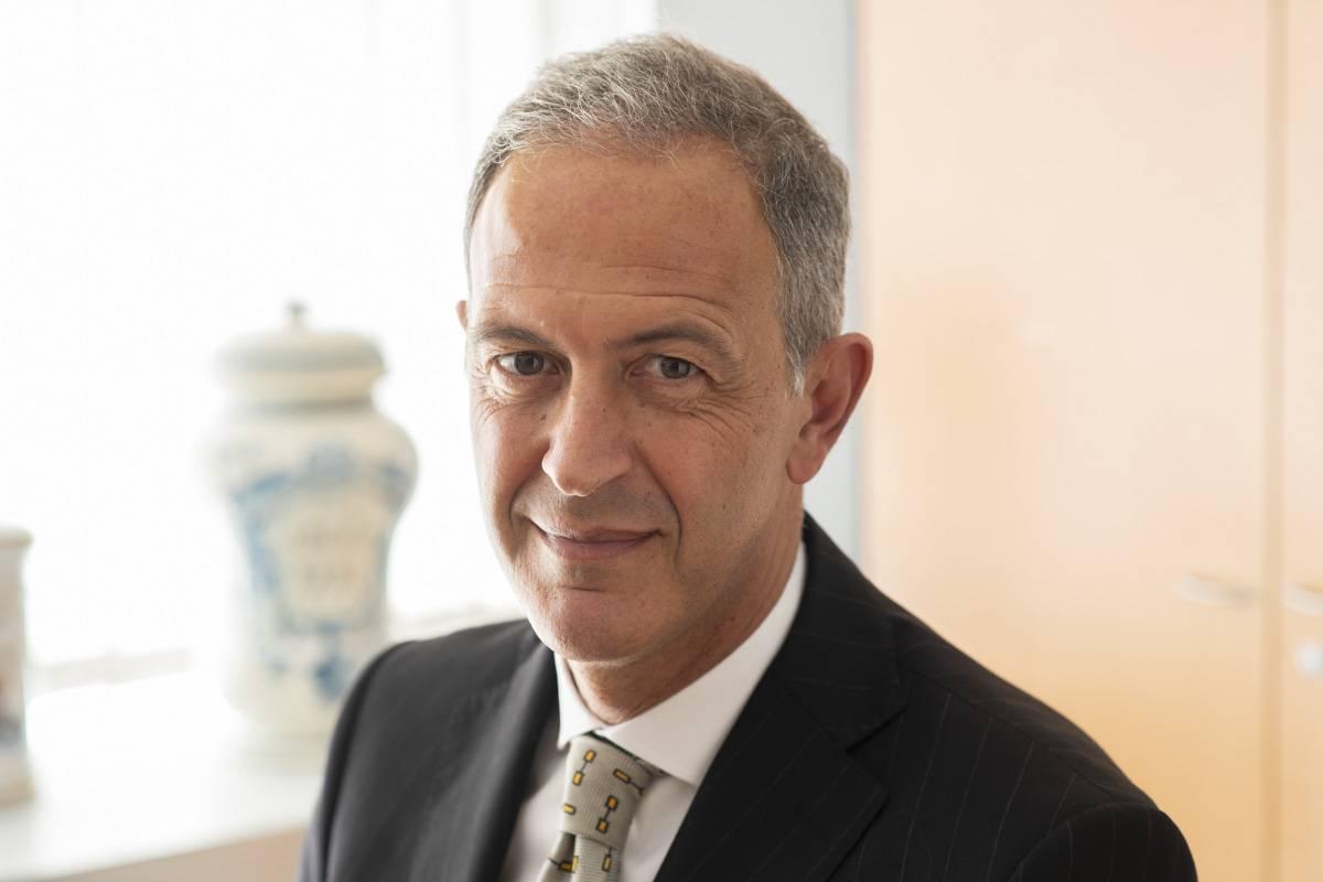 Salvatore Gargano acaba de aterrizar en Aboca España, asumiendo el cargo de director general de la filial española.