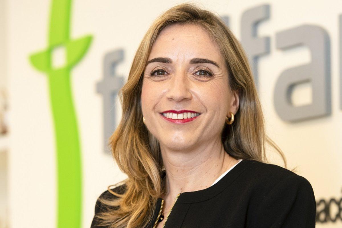 Matilde Sánchez Reyes, presidenta de la Federación de Distribuidores Farmacéuticos.