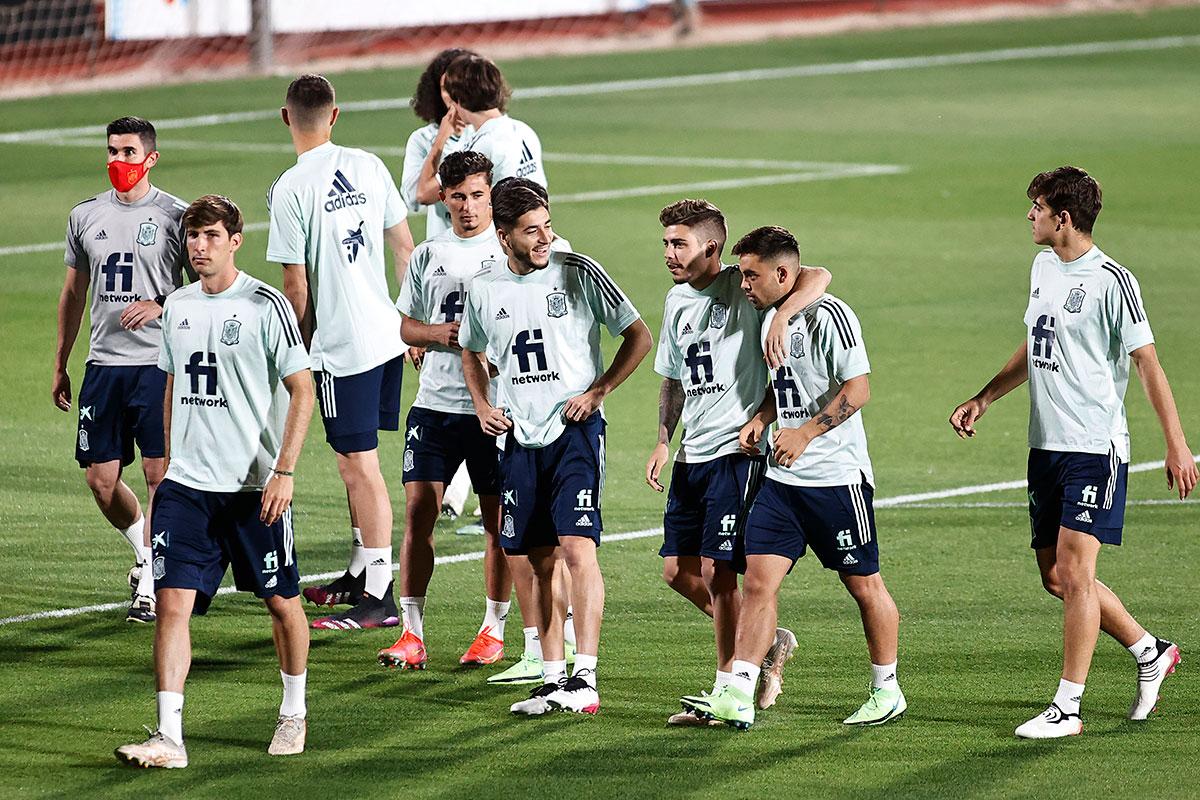 El equipo de la Selección Española que disputará la Eurocopa será inmunizado según ha decidido el Interterritorial.