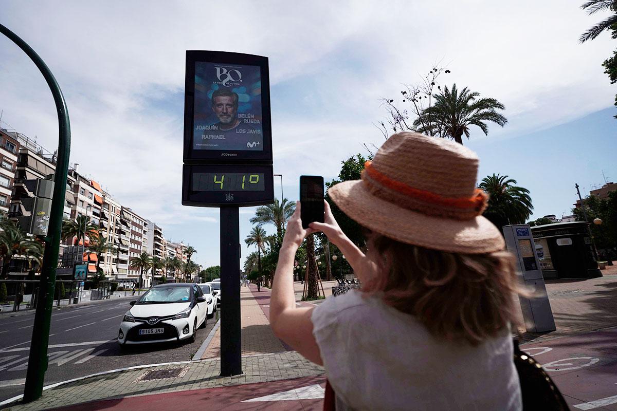 Frente a un aumento de 0,4 ºC por década, en España la temperatura de mínima mortalidad ha crecido en 0,6 ºC