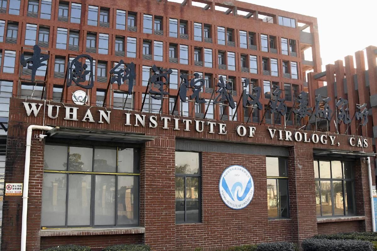 Instituto de Virolog�a de Wuhan, en China