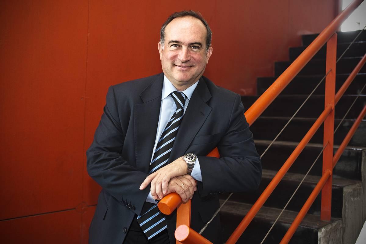 José Zamarriego, director de la Unidad de Supervisión Deontológica de Farmaindustria (FOTO: Luis Camacho).