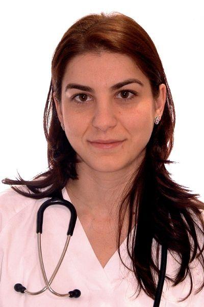 Belén Garrido, neonatóloga pediatra del Hospital de Manises, en Valencia. FOTO: DM.