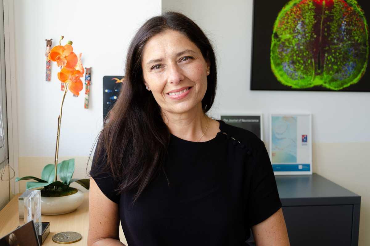 """Eloísa Herrera es investigadora de uno de los 30 proyectos que subvencionará la Fundación """"la Caixa"""" este año. Foto: Fundación """"la Caixa"""""""
