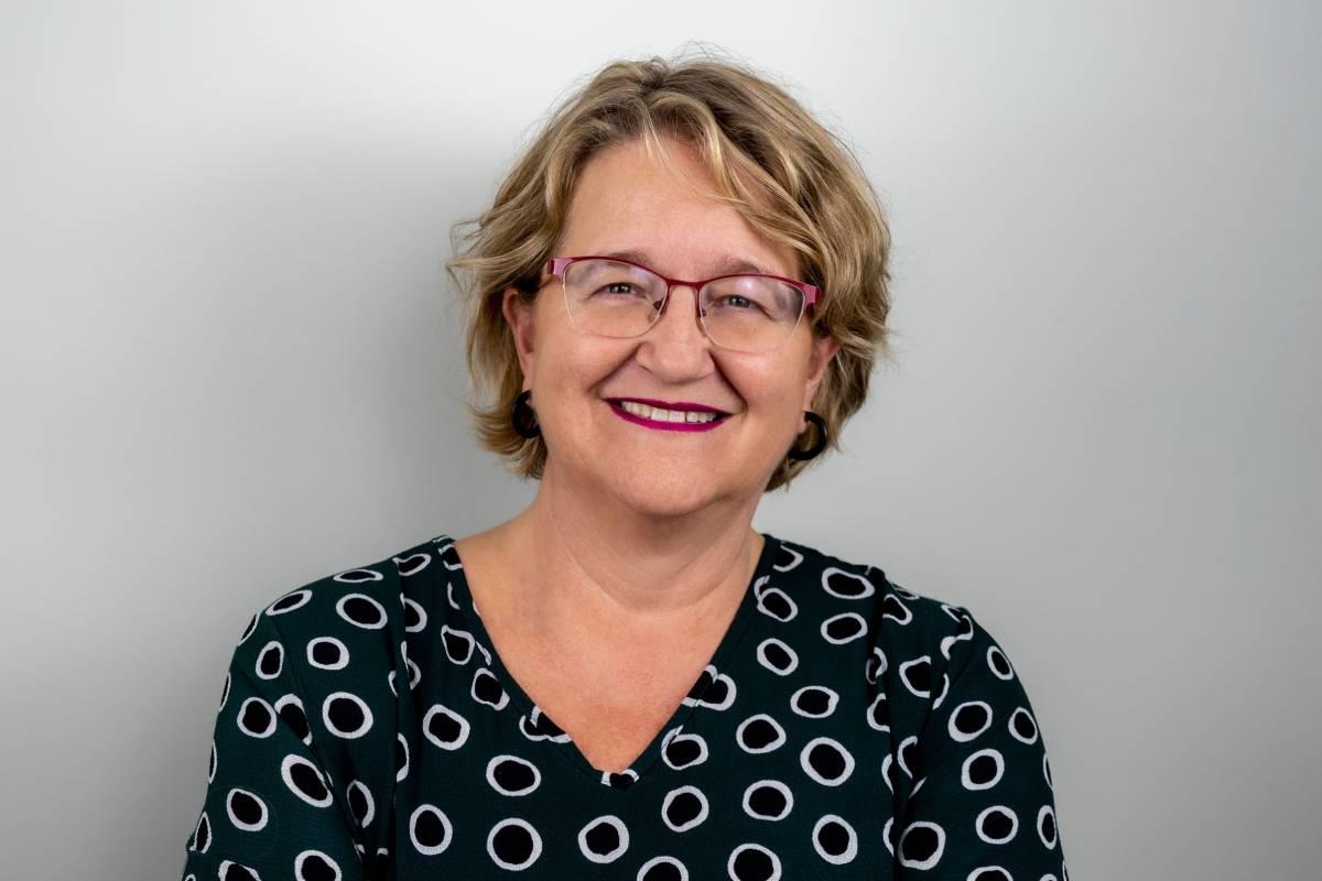 Carmen Ferrer Arnedo, enfermera gestora y jefe del Servicio de Atención al Paciente (SAIP) del Hospital Central Cruz Roja (Madrid).
