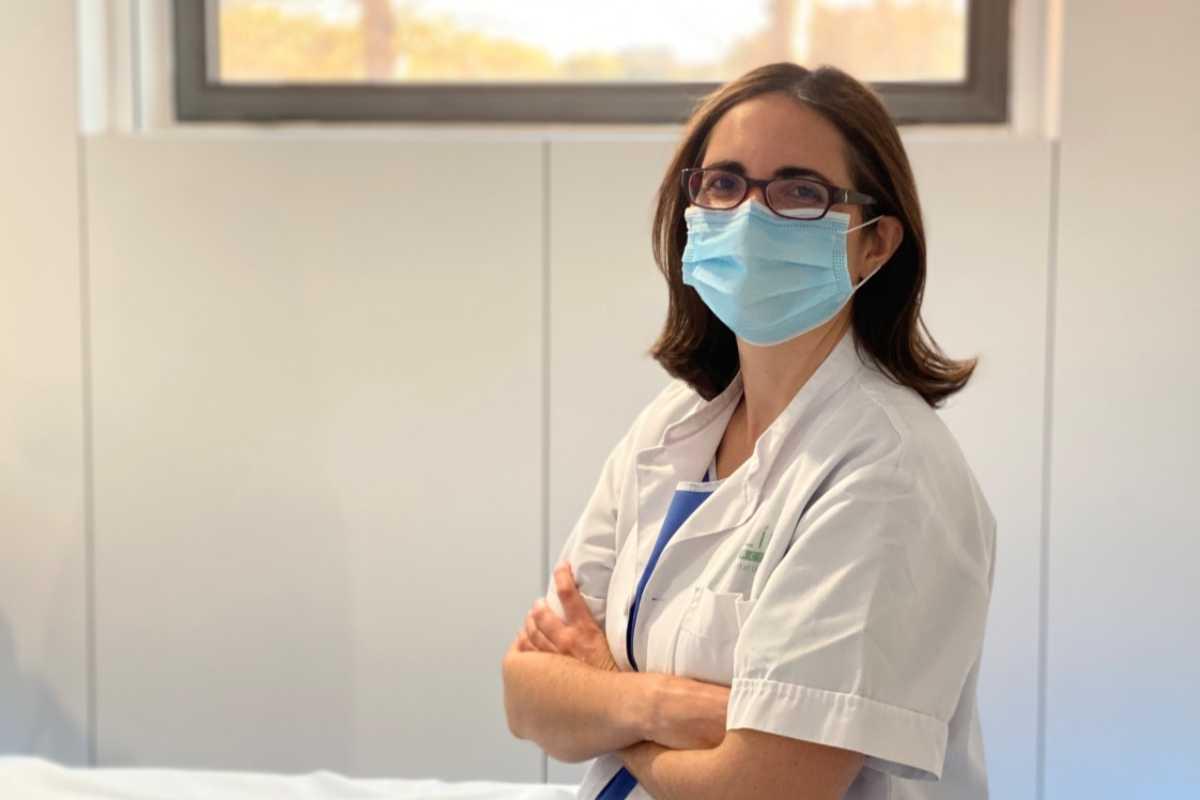Fàtima Crispi, investigadora principal del estudio, defiende la prevención en nacidos con bajo peso. Foto: Idibaps