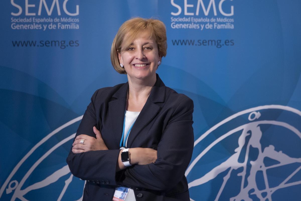 Pilar Rodríguez Ledo, vicepresidenta y responsable de Docencia de SEMG y nueva vocal de la Comisión Nacional de Medicina de Familia (Foto: SEMG).