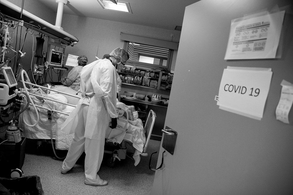 Un marcador sanguíneo puede predecir trombos y necesidades de anticoagulación. FOTO: Alberto di Lolli.