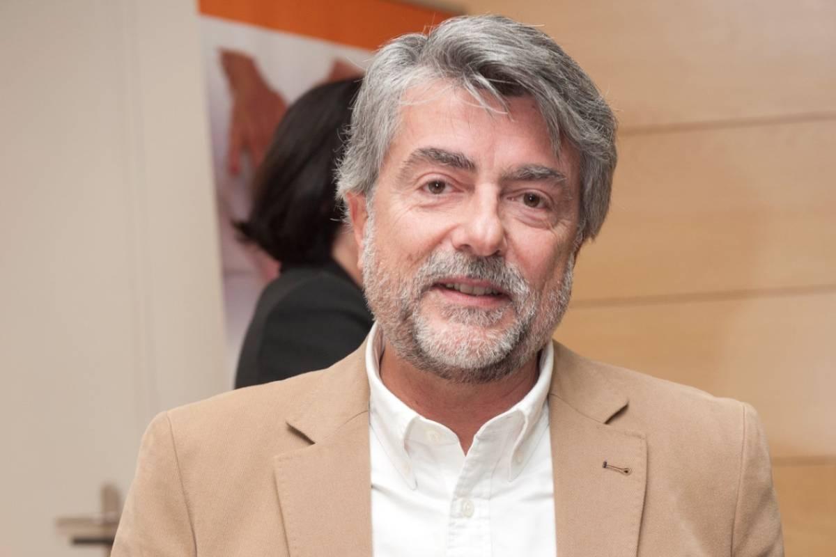 Manuel Sánchez Luna. Jefe de Servicio de Neonatolog�a del Hospital Gregorio Marañón (Madrid).